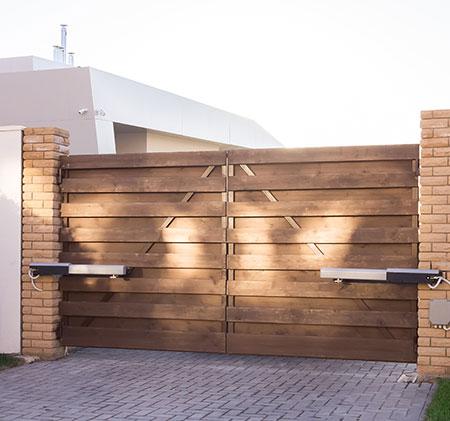 Installation de portails près de Douai
